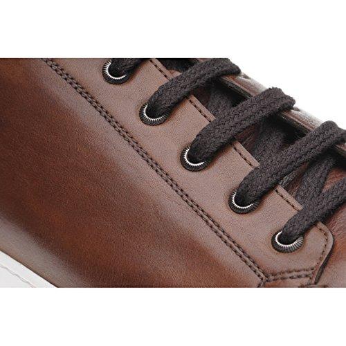 Herring Herring Strike - Zapatos de cordones para hombre marrón marrón