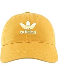 adidas Women s Originals Relaxed Fit Strapback Cap 61d2698720fd
