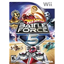 Hot Wheels: Battle Force 5 - Nintendo Wii