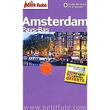 AMSTERDAM PAYS-BAS 2012-2013 + PLAN DE VILLE