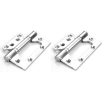 1 Paar 304 Edelstahl Edelstahl Türband Türscharnier Scharnier Möbelschaniere