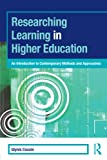 Researching Higher Education, Glynis Cousin, 0415991641