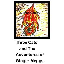 Three Cats and The Adventures of Ginger Meggs .
