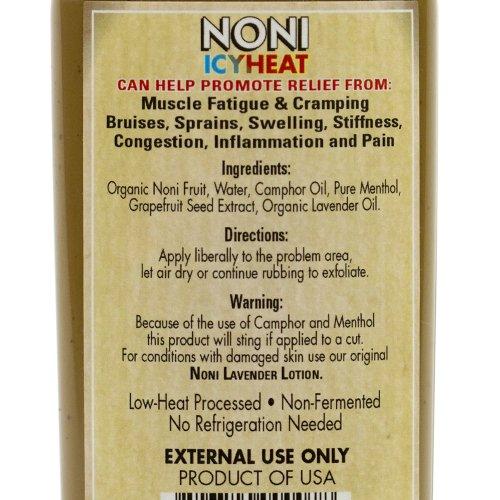 Lavender Noni Lotion by Hawaiian Health 8oz