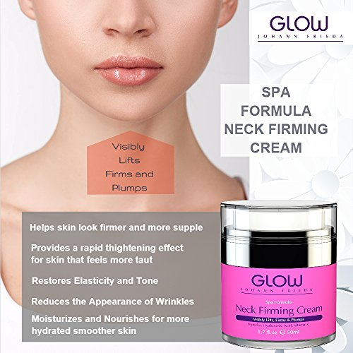 Neck Firming Cream Best Anti Aging Moisturizer Tightens