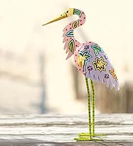 Pequeño–Escultura de la grúa