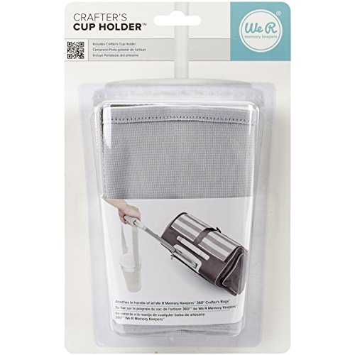 American Crafts We R Memory Keepers Crafter's Cup Holder