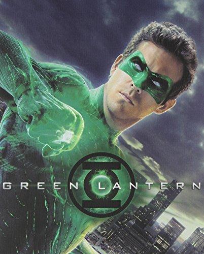 Blu-ray : Green Lantern (Steelbook)