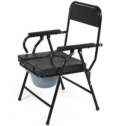 Amazon Com Old Man Toilet Chair Bathroom Toilet Seat Elderly