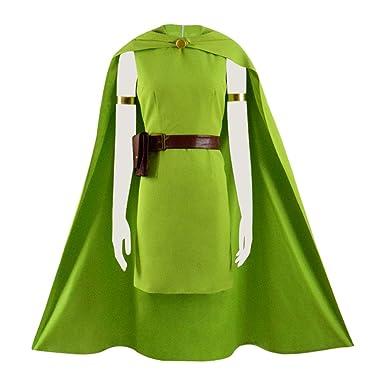 Expeke Disfraz de Arquero Verde de Clanes de Clash para Halloween ...