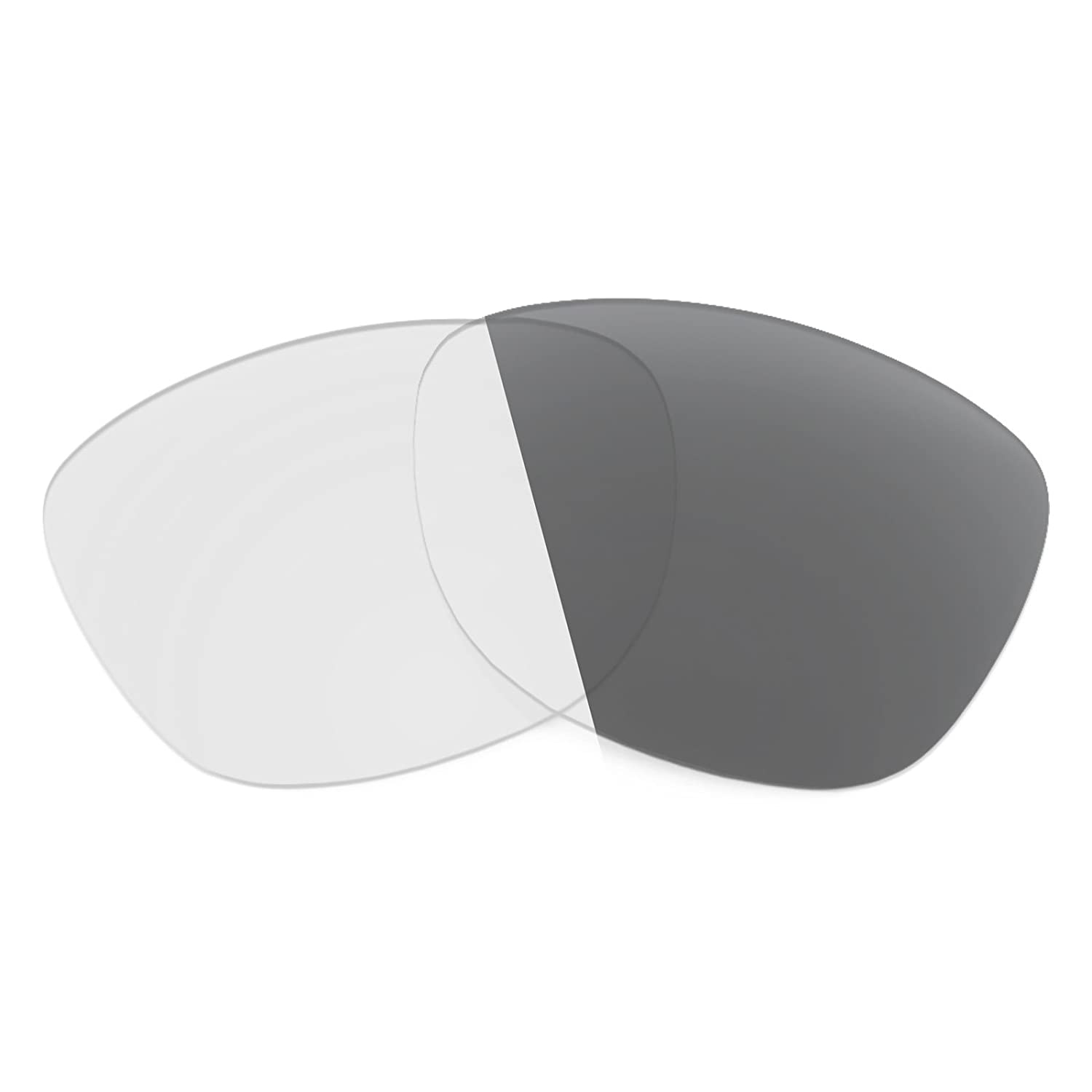 3e0944f4e8 Revant Replacement Lenses for Oakley Mainlink Elite Adapt Grey  Photochromic  Amazon.co.uk  Clothing