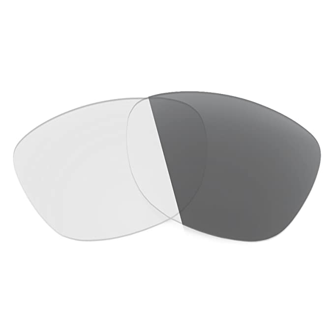 05255169e9 Revant Replacement Lenses for Oakley Frogskins Elite Adapt Grey  Photochromic  Amazon.co.uk  Clothing