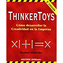 Thinkertoys - 2 Edicion (Spanish Edition)