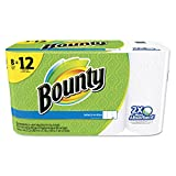 : Bounty Select-A-Size Paper Towels, White, Giant Roll, 8 Count
