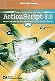 capa de Desenvolvendo Jogos em Flash com Actionscript 3.0