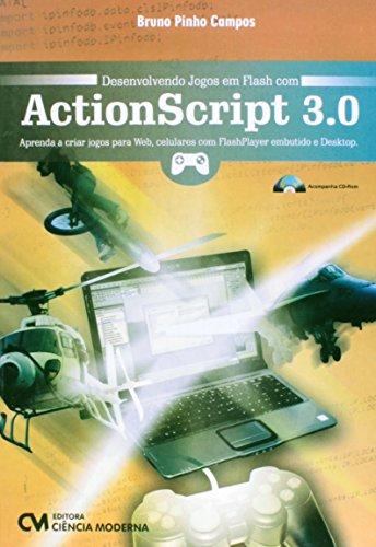 Desenvolvendo Jogos em Flash com Actionscript 3.0