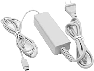 Wii U Gamepad Charger, AC Power Adapter Charger for Nintendo Wii U Gamepad Remote Controller