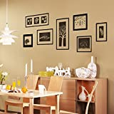 Home Décor Wall Art Mural Photos Removable Wall Decor Decals for Living Room Bedroom Home Office Store