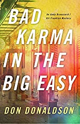 Bad Karma In The Big Easy (Broussard & Franklyn)