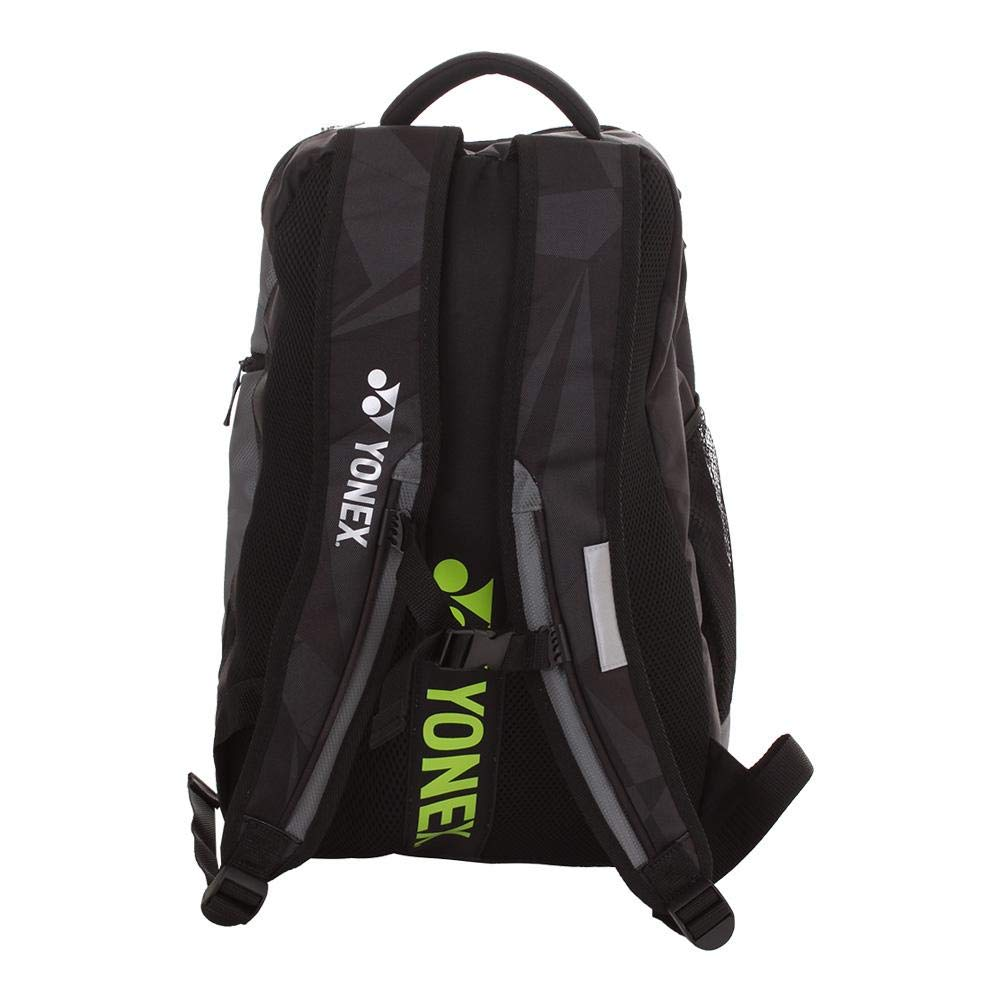 Amazon.com : Yonex 2018 New 9812 Racket Backpack Black : Sports & Outdoors