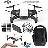 DJI Tello Quadcopter Drone 4 Pack Battery Kit, Powered by DJI