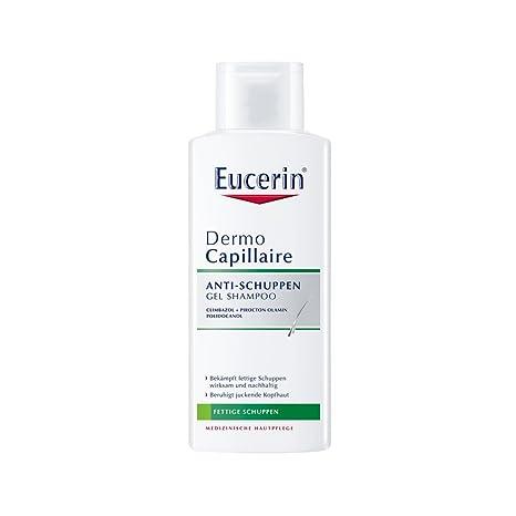 Eucerin Shampoo Gel A Forf Gra Amazones Salud Y Cuidado Personal