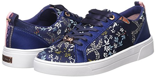 blue Ted Sorcey Baker Blue Women''s Trainers OBqnqHxw0p