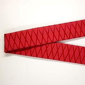 "eTekGo X-Tube Heat Shrink Wrap Tubing for Rod Grips-5 (Size-Length:39""; Diamter:45mm; Color:Red)"