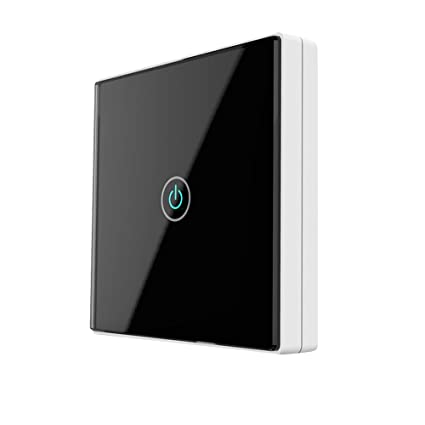Amazon.com : Dreamyth Wireless Touch Wall Switch, 1/2/3Wall ... on