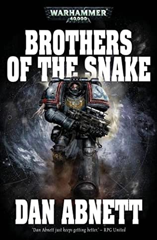 book cover of Brothers of the Snake