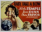 Baby Take A Bow, Shirley Temple & James Dunn, Claire Trevor, 1934 - Premium Movie Poster Reprint 16