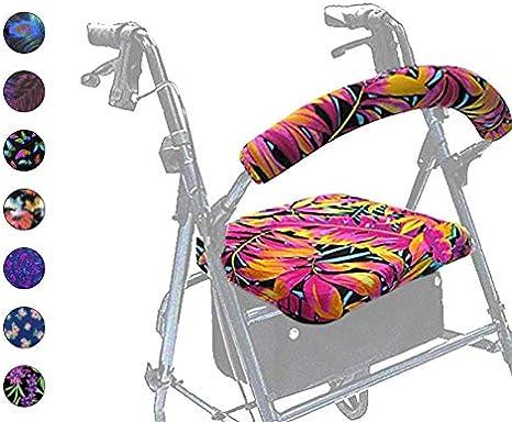 Amazon.com: Funda de asiento y respaldo para andador ...