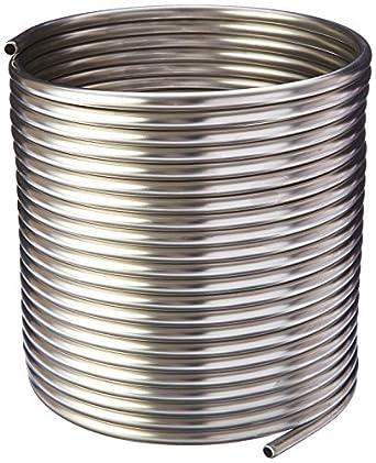 HomeBrewStuff Stainless Steel Tubing Coil - 3/8