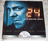 24 Kiefer Sutherland DVD BOARD GAME Pressman Games Sealed!