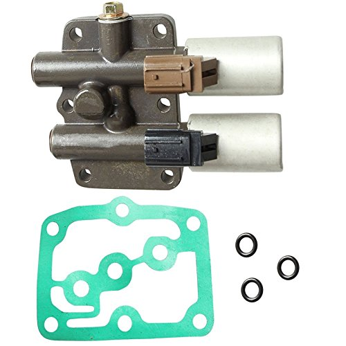 Honda Transmission Dual Linear Solenoid with gasket For Honda Acura Accord Odyssey Pilot Prelude 28250-P6H-024 yjracing