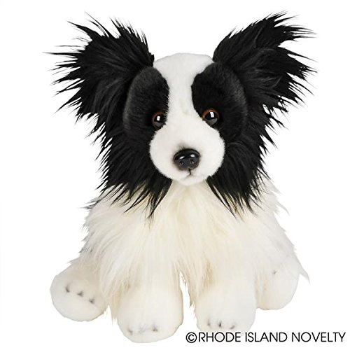 Papillon Black White Heirloom Floppy