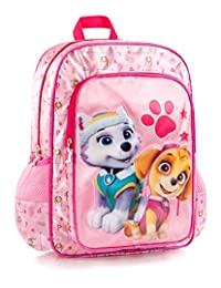 "Heys - Satin Look - Girls Paw Patrol - 15"" Padded Backpack - Featuring: Everest & Skye"