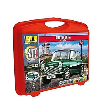 Heller 60153 Maquette De Voiture Austin Mini Route Petite
