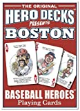 Hero Decks - Boston Red Sox - Playing Cards