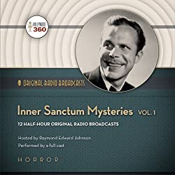 Inner Sanctum Mysteries, Volume 1