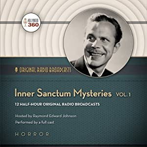 Inner Sanctum Mysteries, Volume 1 Radio/TV Program