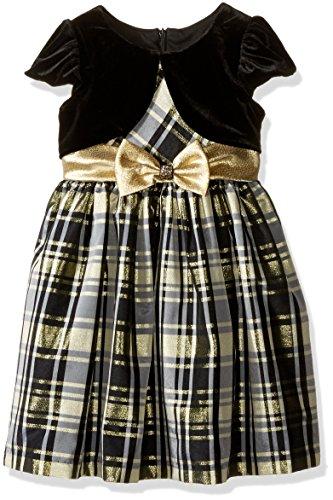 Christmas Plaid Dress - 4