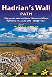 Hadrian's Wall Path, 4th: British Walking Guide: planning, places to stay, places to eat; includes 59 large-scale walking maps (Trailblazer)