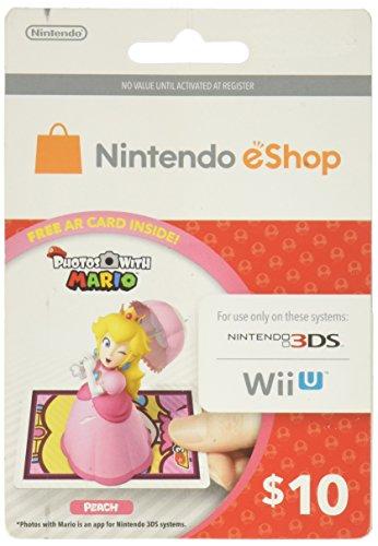 Photos Mario AR Card Version Nintendo