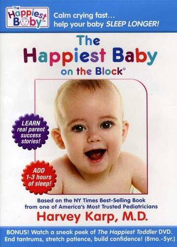 Baby Dvd - Happiest Baby On The Block