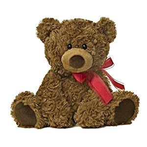 "Aurora World Small Coco Bear Plush, 10.5"" - 51YypoYM0dL - Aurora – Bear – 10.5″ Coco Bear"