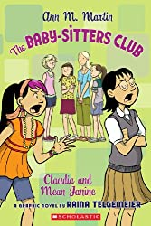 Claudia And Mean Janine (Turtleback School & Library Binding Edition) (Baby-Sitters Club (Numbered))
