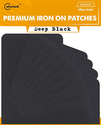 Top 10 best knee patches for jeans iron on: Which is the best one in 2019?