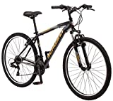 Schwinn Men's High Timber Mountain Bicycle, 18″/Medium, Black Review