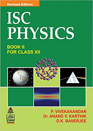 Amazonin Buy Isc Physics Book Ii For Class Xii Book Online At Low